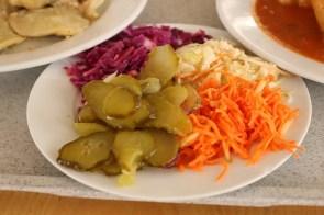 Salat,Milchbar,Polen