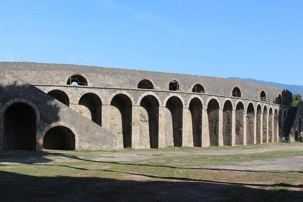 Amphitheater Pompeji