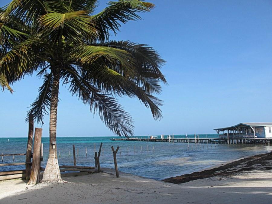 Caye Caulker ist eine wunderschöne Insel in Belize.