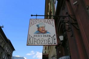 Frici Papa Budapest