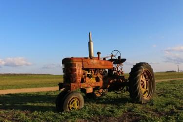 Traktor Mississippi Blues Delta