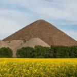 Mansfelder Halden – Besteigung der Pyramiden von Mansfeld