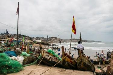 Backpacking Ghana Reisen