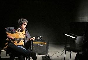 Live-Musik im Iran