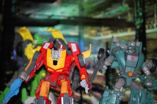 Springer, Rodimus, and Kup