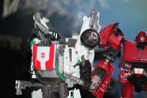 Wheeljack and Cliffjumper