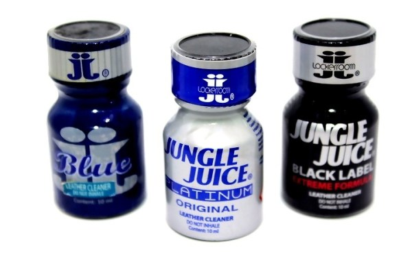 Jungle Juice 3 Pack 10ml