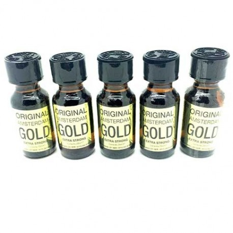 Original Amsterdam Gold 25ml 5 Pack