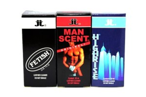 The Buzz Pack Fetish, Man Scent and High Rise all 30ml