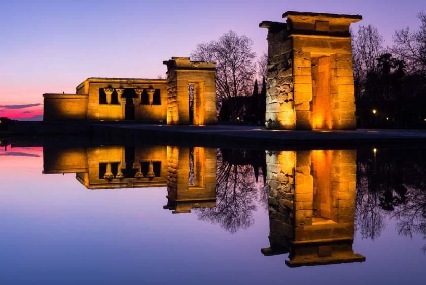 Templo Debod, Madrid