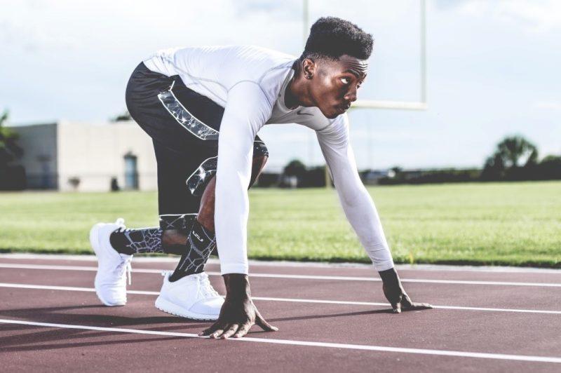 correr running deporte saludable
