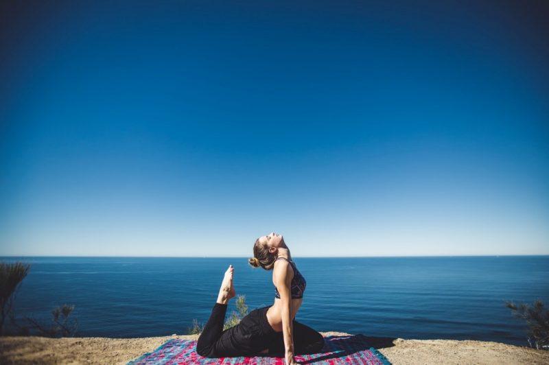 Yoga saludable proposito
