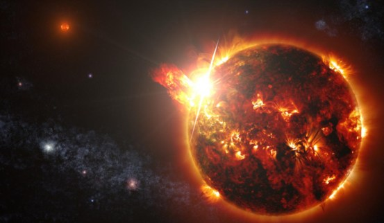Harmful stellar flares may not prevent life on exoplanets after all, a new study says