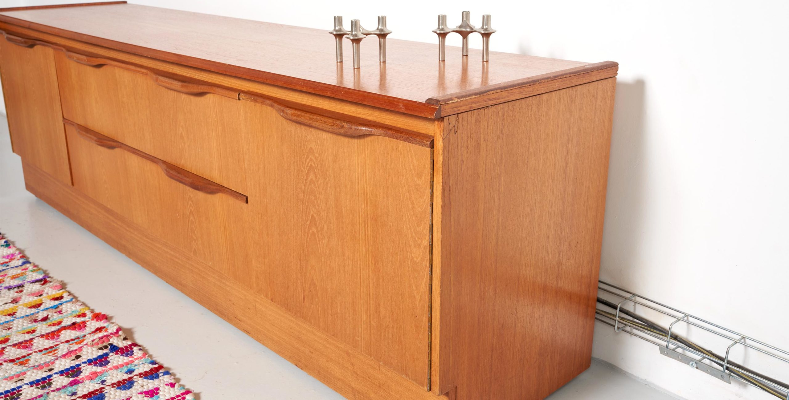 meuble tv vintage style scandinave 181 5cm 690 room 30