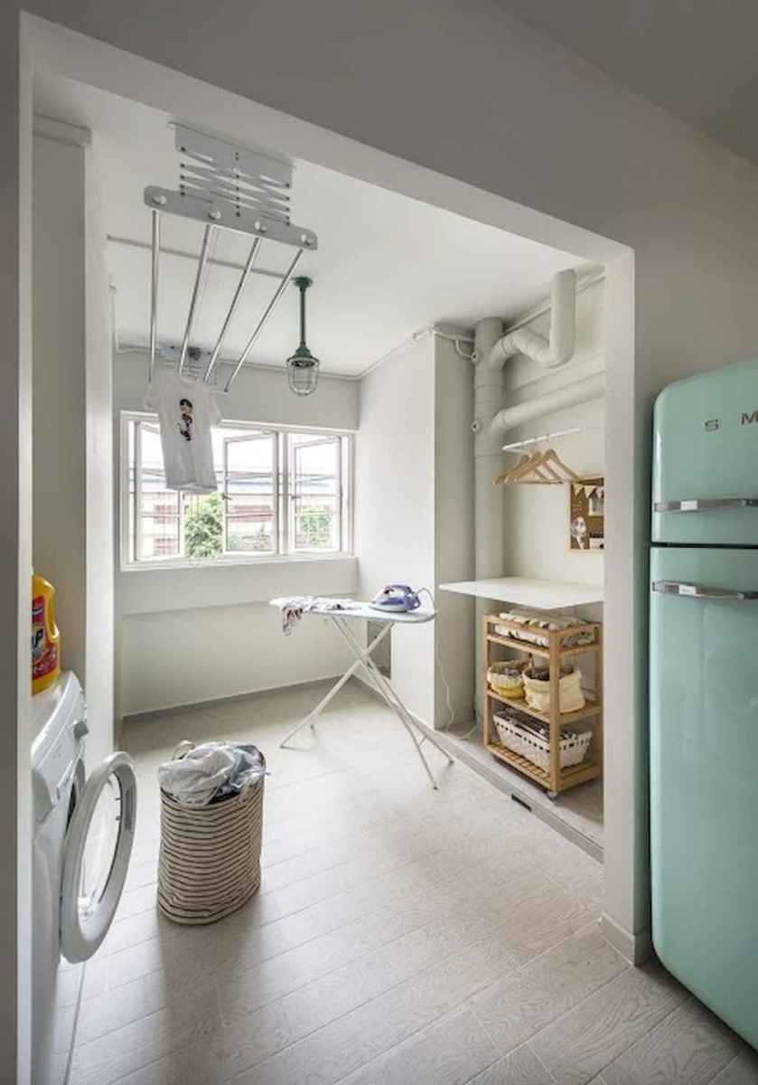 20+ beautiful scandinavian laundry room design ideas for your home (14)