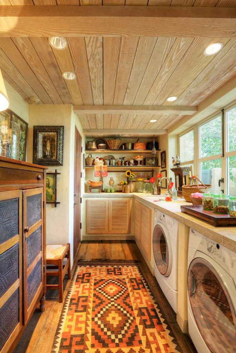 20+ beautiful scandinavian laundry room design ideas for your home (17)