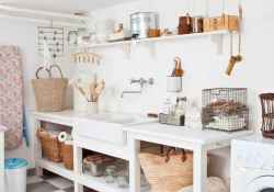 20+ beautiful scandinavian laundry room design ideas for your home (2)