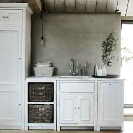 20+ beautiful scandinavian laundry room design ideas for your home (6)