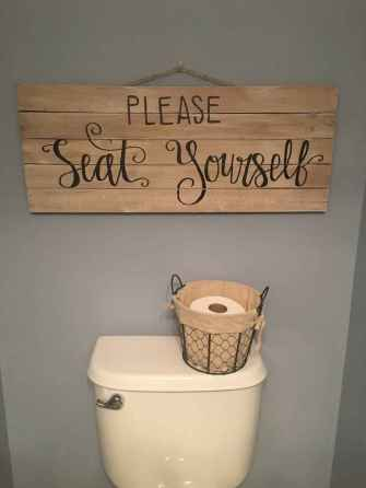 30+ decorative rustic storage projects for your bathroom (33)