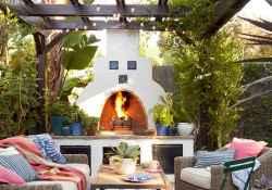 30 delightful design rustic for backyard (12)