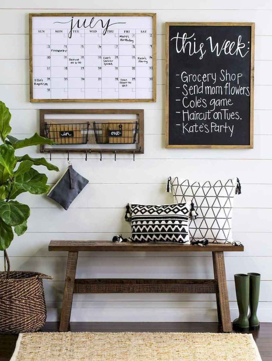 30 home office space with rustic design (23)