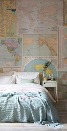 40+ great ideas vintage bedroom (45)