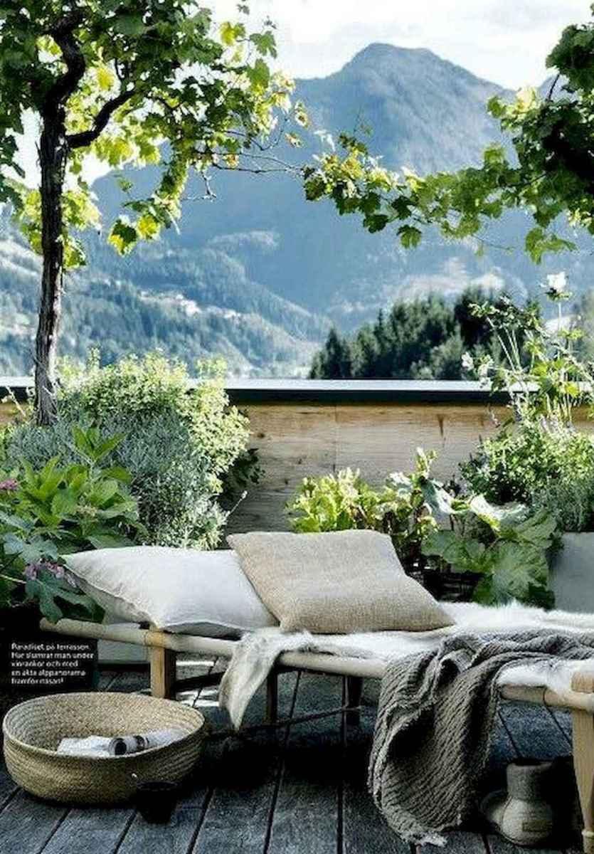 44 rustic balcony decor ideas to show off this season (36)