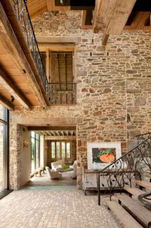 44 rustic balcony decor ideas to show off this season (40)