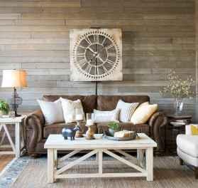 45 amazing rustic farmhouse style living room design ideas (27)