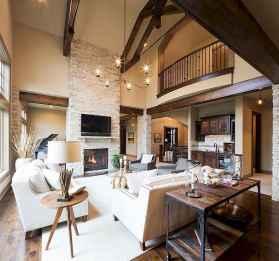 45 amazing rustic farmhouse style living room design ideas (28)