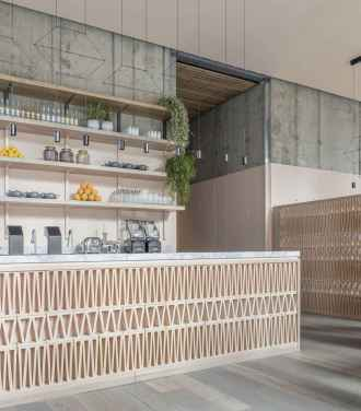 50 awesome scandinavian bar interior design ideas (5)