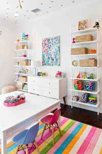 50 ideas for organizing playrooms & kid's spaces (18)