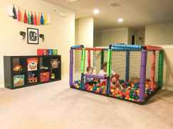 50 ideas for organizing playrooms & kid's spaces (46)