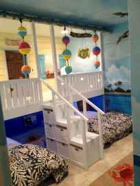 50 ideas for organizing playrooms & kid's spaces (7)