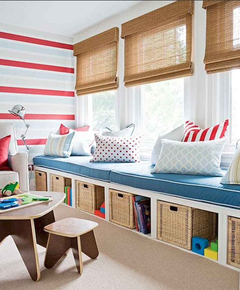 50 ideas for organizing playrooms & kid's spaces (9)