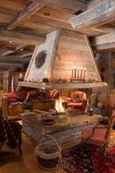 50+ most amazing rustic fireplace designs ever (42)