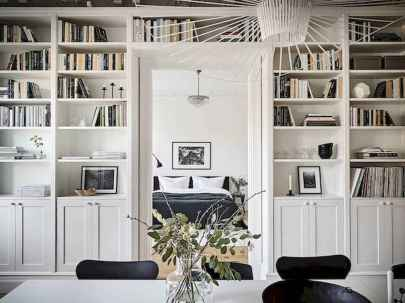 50 super scandinavian ideas for your home library (6)