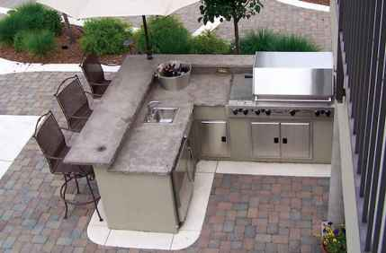 60 amazing outdoor kitchen ideas (23)