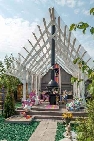 60 awesome eclectic backyard ideas (2)