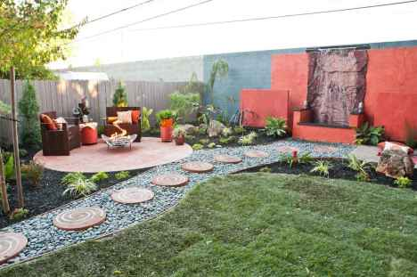 60 awesome eclectic backyard ideas (58)