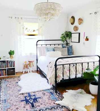 60 beautiful eclectic bedroom decorating ideas (38)