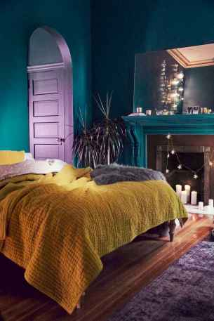 60 beautiful eclectic bedroom decorating ideas (5)