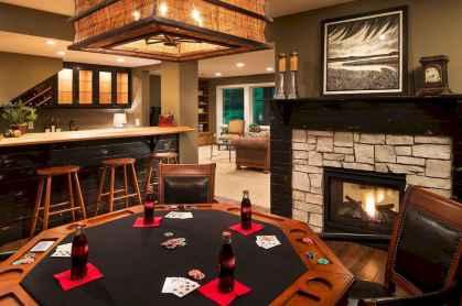 60 beautiful eclectic fireplace decor (10)