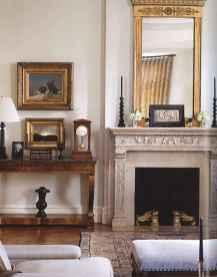60 beautiful eclectic fireplace decor (23)