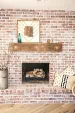 60 beautiful eclectic fireplace decor (4)