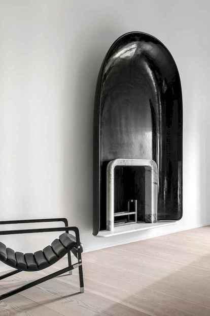 60 beautiful eclectic fireplace decor (44)