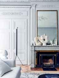 60 beautiful eclectic fireplace decor (59)