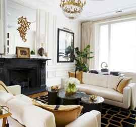 60 beautiful eclectic fireplace decor (60)