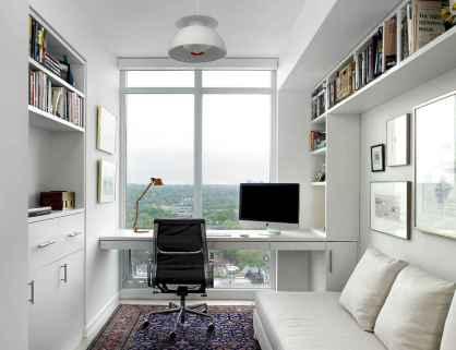 60+ beautiful and subtle home office scandinavian design ideas (12)
