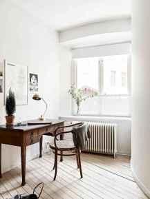 60+ beautiful and subtle home office scandinavian design ideas (22)